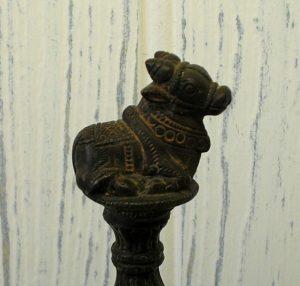 Hindu ritual bell