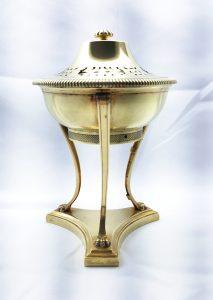 Vintage Art Deco Guerlain perfume burner