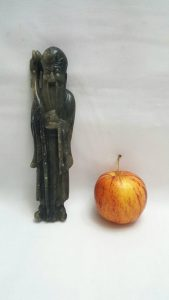Chinese Carved Figure of a Sage