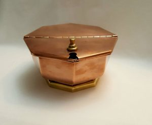 19th Century Italian Copper Tureen