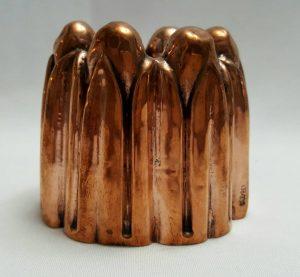 Victorian Benham & Froud Copper Jelly Mould No. 658